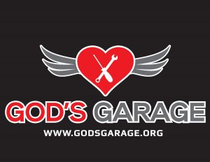 God's Garage Logo