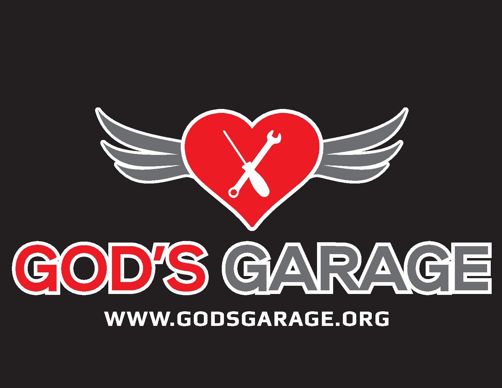 God's Garage Logo