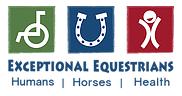Exceptional Equestrians Logo