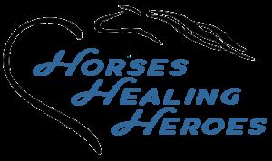 Horses Healing Heroes Logo