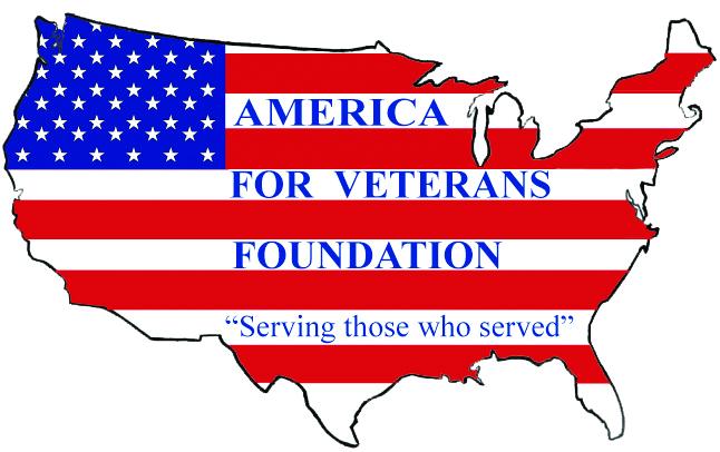 America For Veterans Foundation Logo