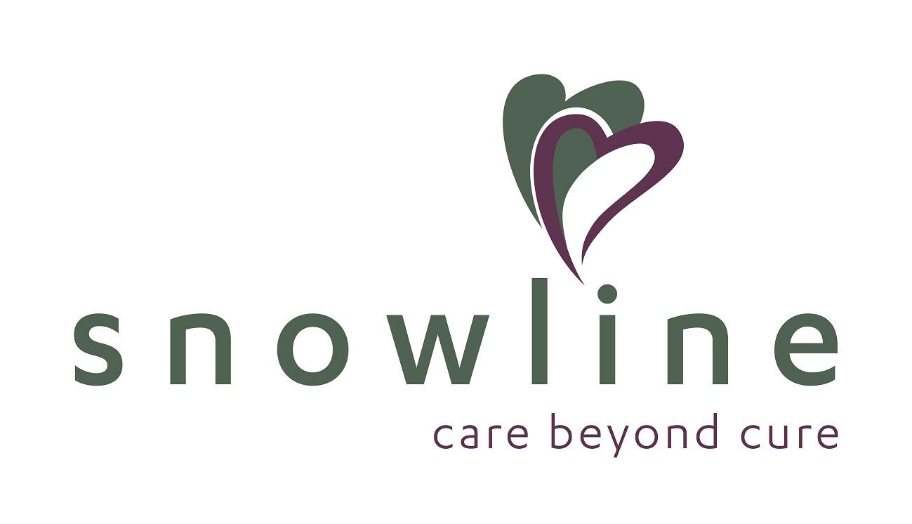 Snowline Hospice Logo