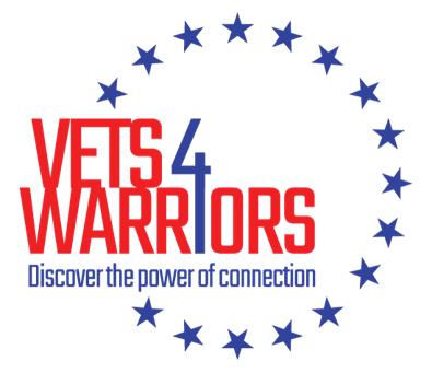 Vets4Warriors Logo